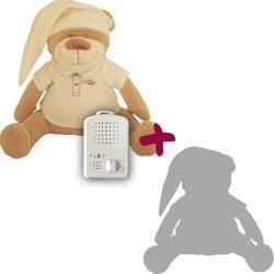 Медведь Doodoo бежевого цвета + сменная мягкая игрушка