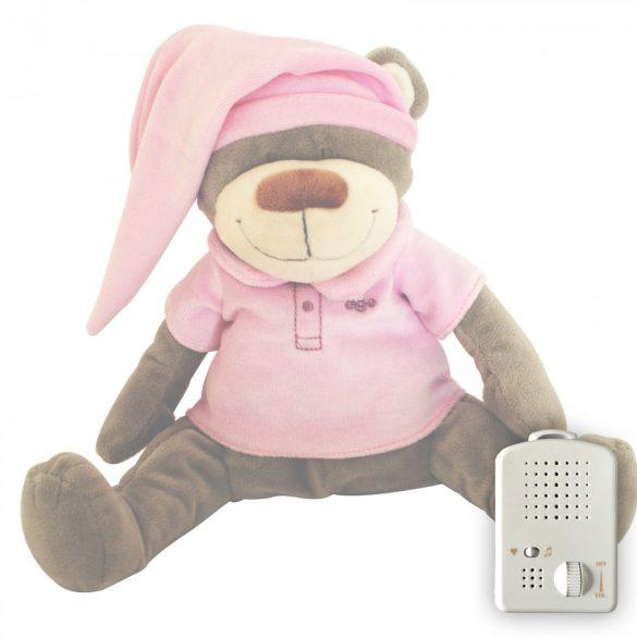 Медведь Doodoo розового цвета
