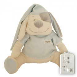 Собака Doodoo синего цвета + сменная мягкая игрушка