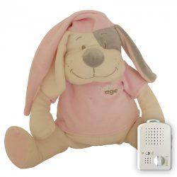 Собака Doodoo розового цвета