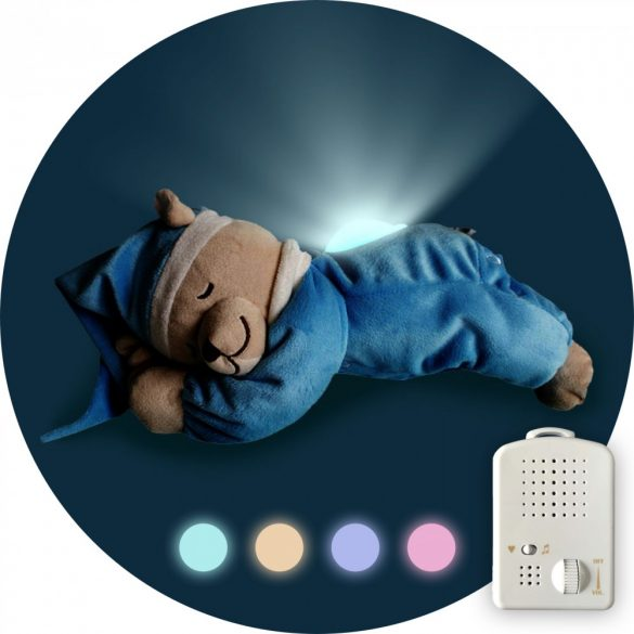 Медведь Doodoo бирюзового цвета / с лампой