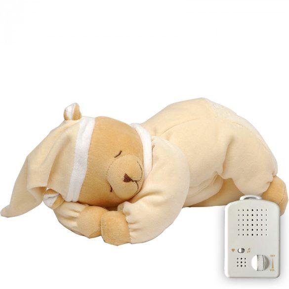 Медведь Doodoo цвета ванили / без лампы + сменная мягкая игрушка