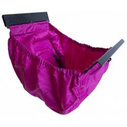 Shopping Hammock (Гамак для магазинной тележки) розового цвета