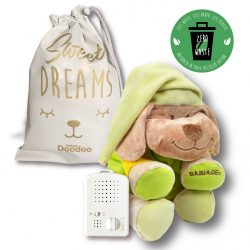 ELŐRENDELHETŐ - VÁRHATÓ ÉRKEZÉS: 2021.09.24. Doodoo kutya zöld