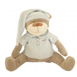 Сменная мягкая игрушка «Медведь» Doodoo синего цвета