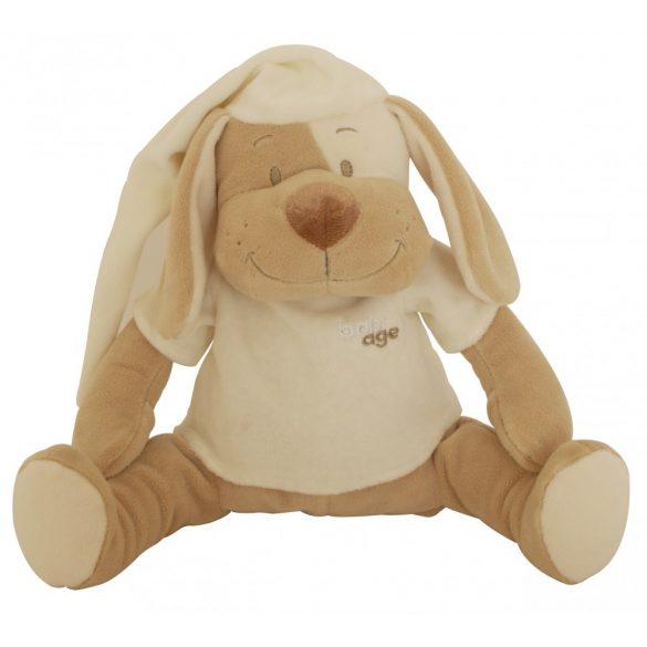 Сменная мягкая игрушка «Собака» Doodoo бежевого цвета