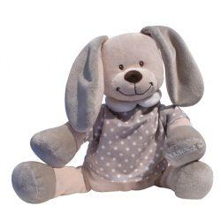Сменная мягкая игрушка «Зайчик» Doodoo в горошек