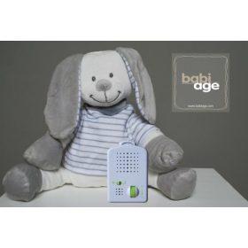 Doodoo мягкие игрушки зверюшки со звуком серцебиения мамы